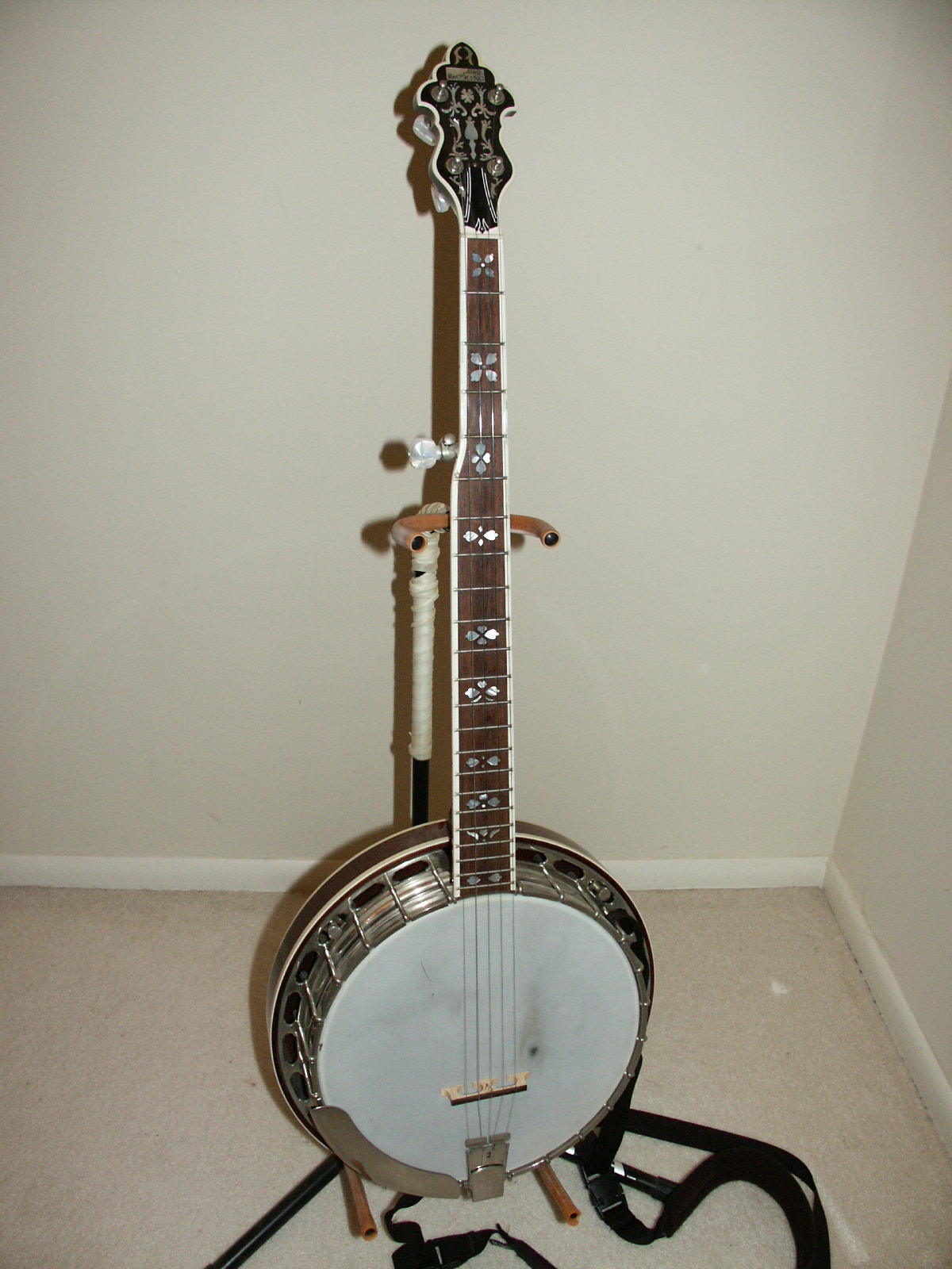 Recording King Banjo For Sale